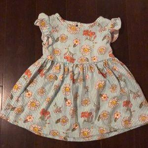 Adorable baby girl dress.